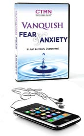 The Vanquish Fear and Anxiety Program for The Color Black Fear